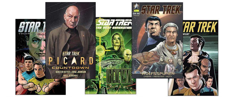 Star Trek Comics deutsch