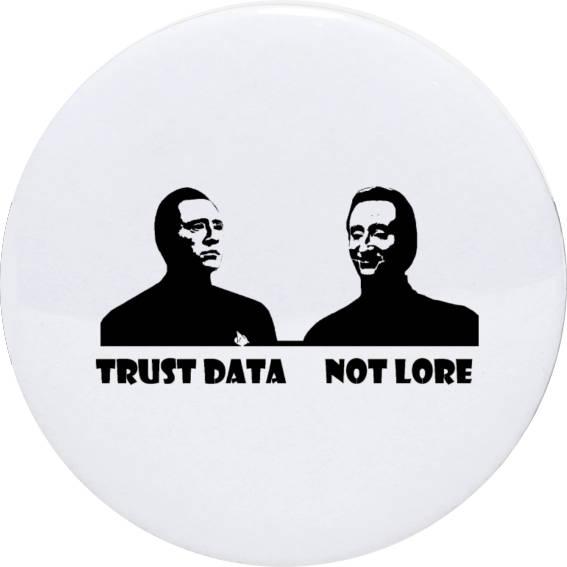 trust data not lore button