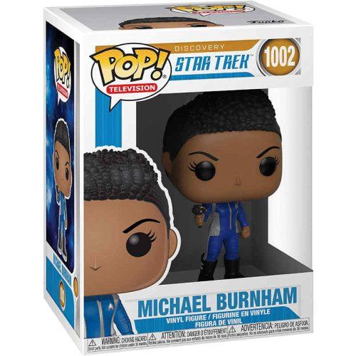 Michael Burnham Actionfigur Pop! TV