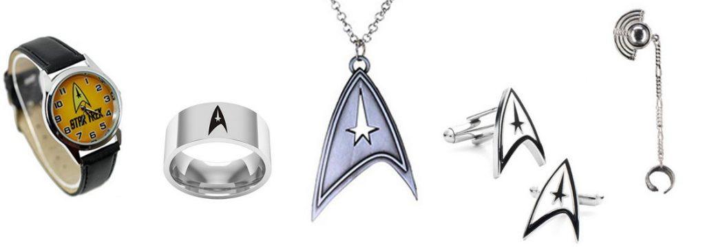 Star Trek Schmuck Auswahl