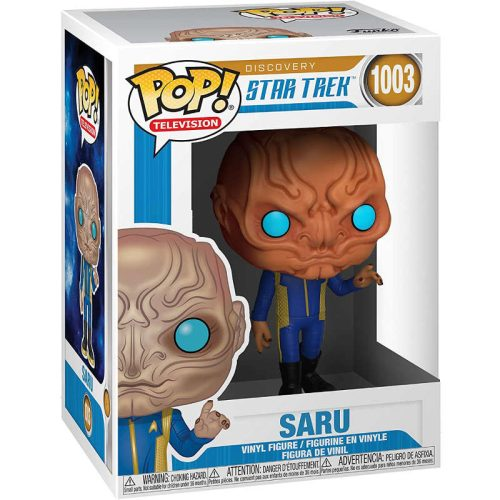 Commander Saru Figur Funko Pop TV