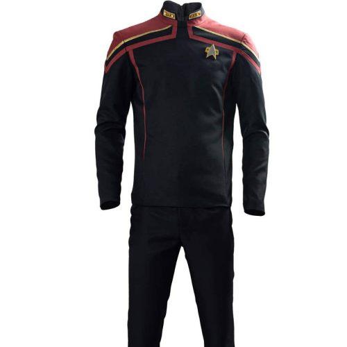 Star Trek Picard Admiral Uniform