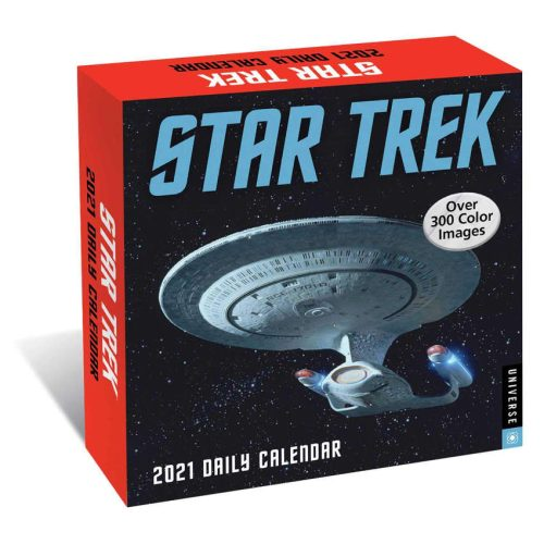 Universe Star Trek Kalender 2021
