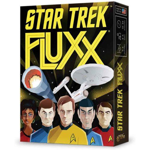 fluxx Star Trek brettspiel