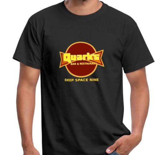 quarks bar shirt