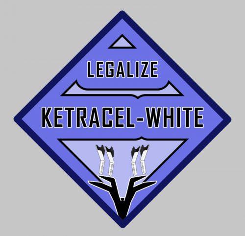 Star Trek Ketracel White Motiv