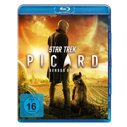 star trek picard staffel 1 auf blu ray