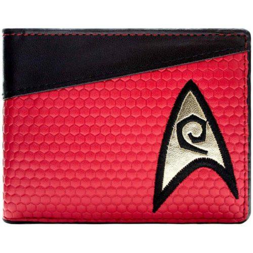 Star Trek Geldbörse rot
