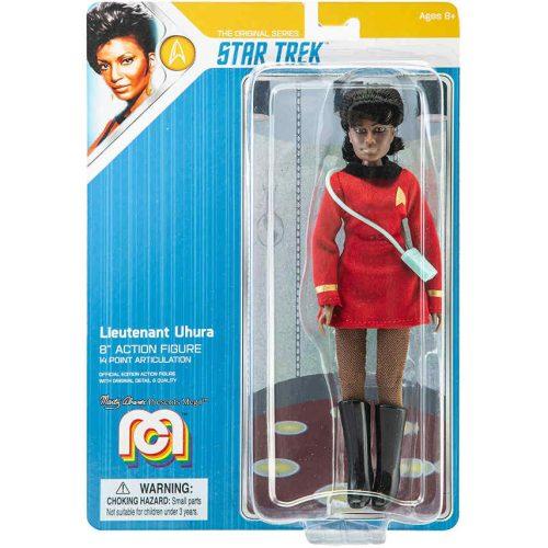 Star Trek Uhura Actionfigur von Mego