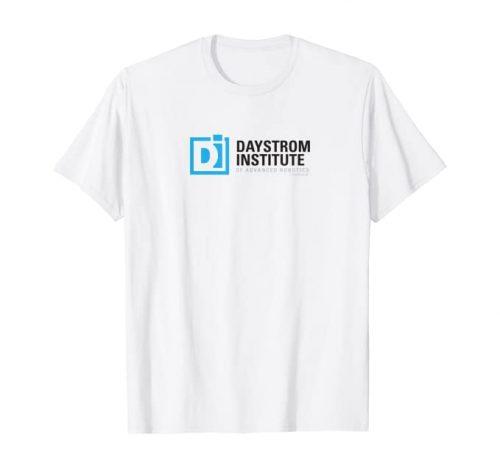 star trek daystrom institute shirt