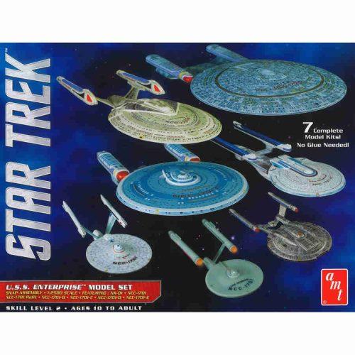 7x Enterprise Modelle von Round2