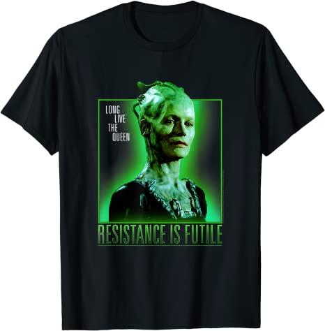 Star Trek Borg Queen Shirt