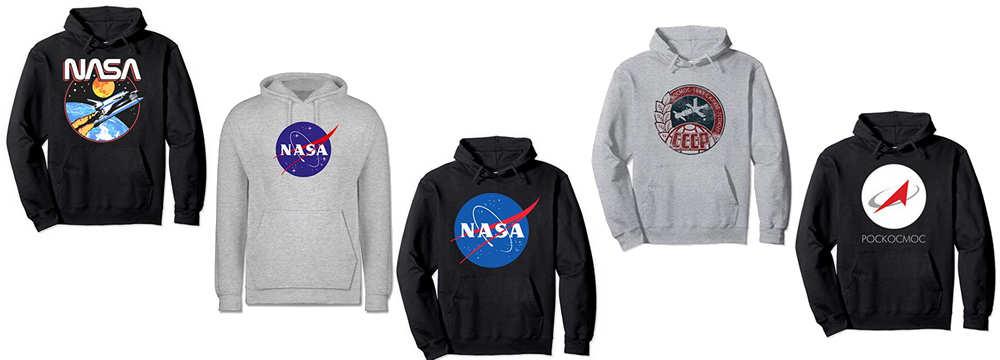 Weltraum und NASA-Hoodies & Pullover