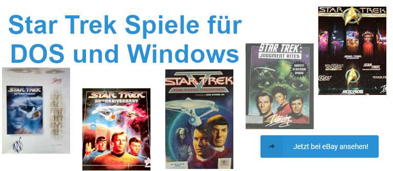 ebay banner star trek dos spiele
