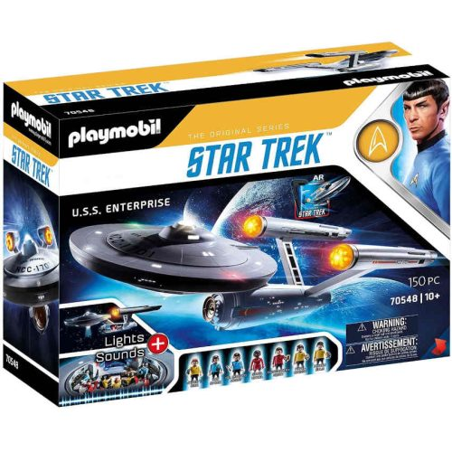 Playmobil Star Trek Enterprise mit Licht und Sound