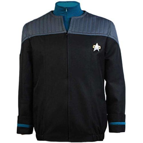 Star Trek DS9 Uniform blau