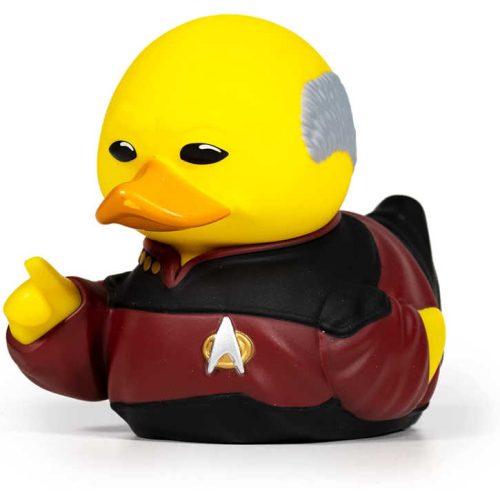 Star Trek Picard Ente Sammelfigur TUBBZ